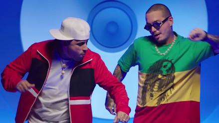 Nicky Jam y J Balvin superan las 100 millones de reproducciones en YouTube