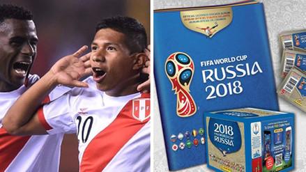 Conoce todos los detalles del álbum y en qué página estará la Selección Peruana