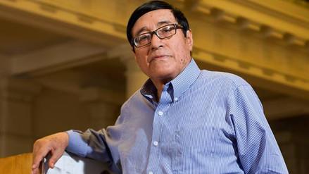Óscar Colchado ganó el premio de la Casa de la Literatura Peruana