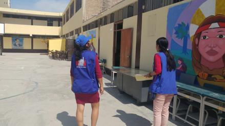 Inspeccionan colegios para evitar abusos durante primera semana de clases
