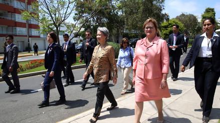 Fiscalía cita a Nancy Lange por investigación a empresas de PPK