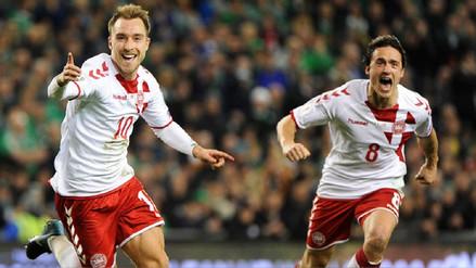 Mira los convocados de Dinamarca para los amistosos contra Chile y Panamá