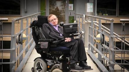 Murió el físico Stephen Hawking a los 76 años de edad