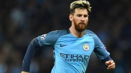 Directivo de Manchester City habló sobre la posibilidad de fichar a Lionel Messi