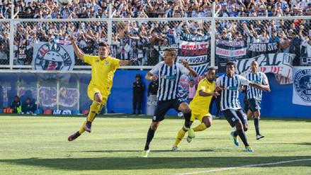 Alianza Lima evidenció su irregularidad al perder ante Comerciantes Unidos