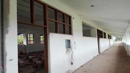 Chinchero: 250 alumnos perjudicados por colegio inconcluso