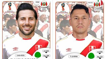 Selección Peruana: los que nunca aparecerían en el álbum de Panini