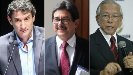 Ipsos | Reggiardo, Cornejo y Lay encabezan la intención de voto para la Alcaldía de Lima