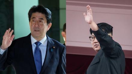 Japón no descarta celebrar una cumbre entre Shinzo Abe y Kim Jong-un