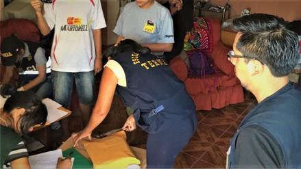 Policía rescata a cuatro adolescentes víctimas de trata de personas en Cusco