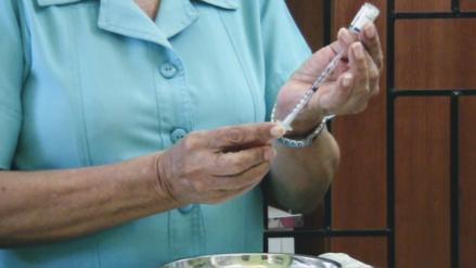 Lambayeque solo cuenta con 1 904 vacunas contra el sarampión para adultos