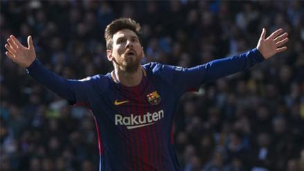 Lionel Messi con gol a Chelsea llegó a los 600 como profesional