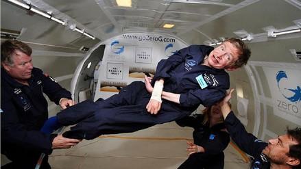 NASA sobre Stephen Hawking: