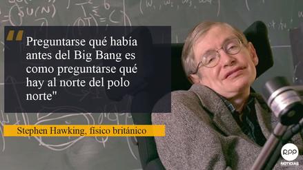 Diez Frases Para Recordar A Stephen Hawking Una De Las