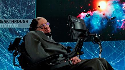 """Doctor Teófilo Vargas: """"La partida de Hawking deja un vacío en la comunidad científica"""""""