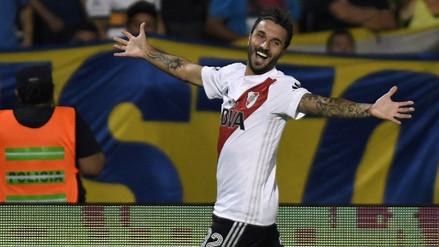 River Plate venció 2-0 a Boca Juniors y levantó el trofeo de la Supercopa Argentina