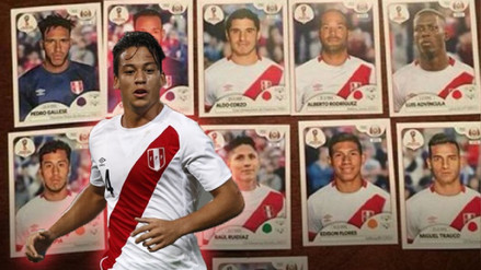 5 ausencias de la Selección Peruana en el álbum del Mundial de Panini