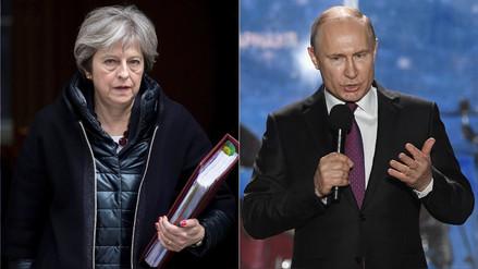 Reino Unido expulsa a 23 diplomáticos ruso y eleva la tensión entre ambas potencias