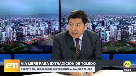 """Abogado de Toledo: """"La colusión es un tipo penal que no se puede aplicar a un presidente"""""""