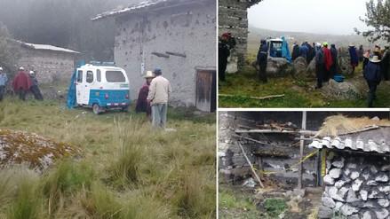 Una familia fue asesinada en la comunidad de Chetilla