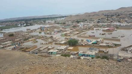Recuerdan un año de huaico que inundó la ciudad de Huarmey