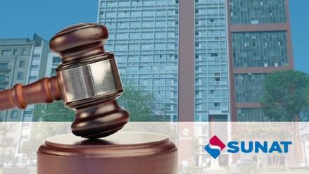 Sunat rematará departamentos, estacionamientos y tiendas