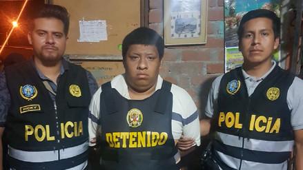 """Desarticulan organización criminal """"Los Bolongos"""" dedicada al sicariato y extorsión"""