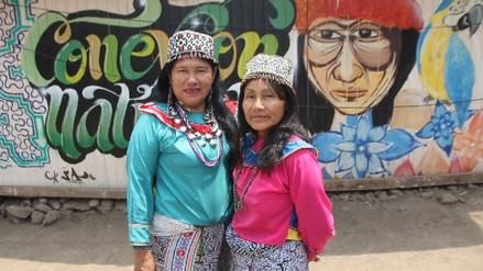 Shipibo-conibo: Una cultura que se extiende más allá de Cantagallo