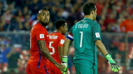 ¡Mal inicio! Jugador histórico se borra de la Selección de Chile