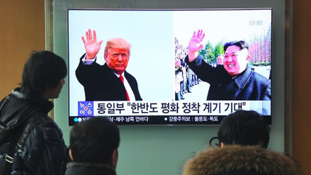 El canciller norcoreano viajó a Suecia antes de la cumbre Kim-Trump