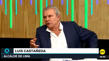 Castañeda Lossio dijo que Solidaridad Nacional sí participará en las elecciones municipales