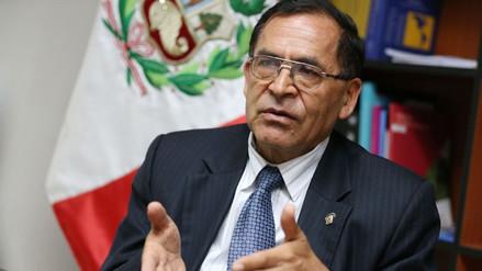 Alberto Quintanilla negó que el indulto a Fujimori sea la causa del pedido de vacancia