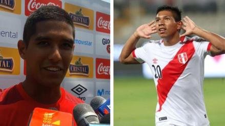 Roberto Siucho dispuesto a competir con Edison Flores en la Selección Peruana