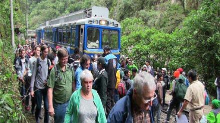 Restablecen servicio de trenes hacia Machu Picchu