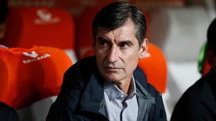 Óscar Ibáñez dejó de ser entrenador de Real Garcilaso