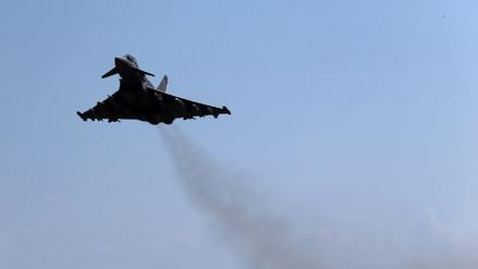 Un avión de EE.UU. se estrelló en el oeste de Irak y mueren todos sus ocupantes