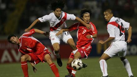 Esta es la Selección Peruana que compitió en el último Mundial Sub-17 que albergamos