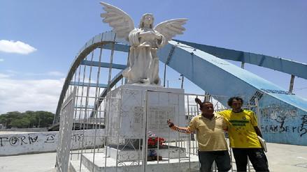 A 20 años del colapso del puente Bolognesi sobreviviente cuenta como se salvó de tragedia