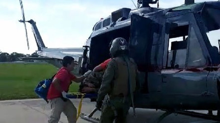 Cuatro policías heridos en presunta emboscada en Ucayali