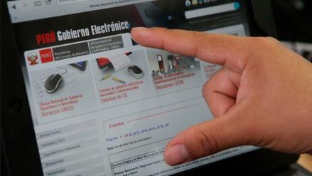 ¿Cuáles serían los beneficios de implementar un Gobierno digital en Perú?
