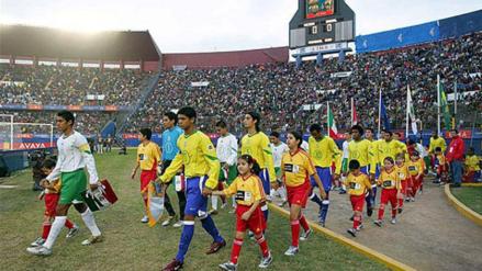 Recuerda la final del Mundial Sub 17 del 2005 cuando Perú fue sede