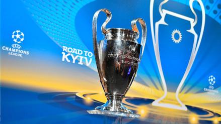 La UEFA sorteó los cuartos de final de la Champions League
