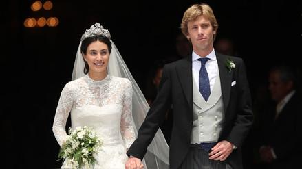 Alessandra de Osma y Christian de Hannover: las postales de la boda real