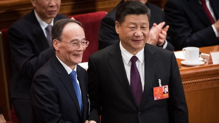 Xi Jinping fue reelegido como presidente de China