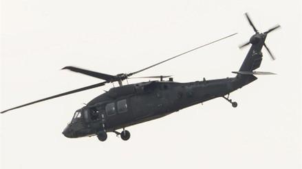 Un helicóptero de EE.UU. se estrelló en oeste de Irak y mueren sus ocupantes