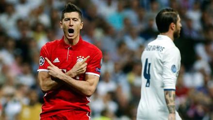 El Real Madrid muy cerca de fichar a Robert Lewandowski, según prensa española