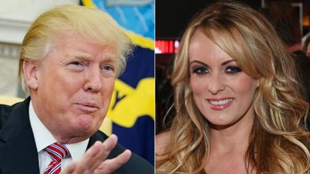 Donald Trump reclama $20 millones a actriz del cine para adultos por violar pacto de silencio