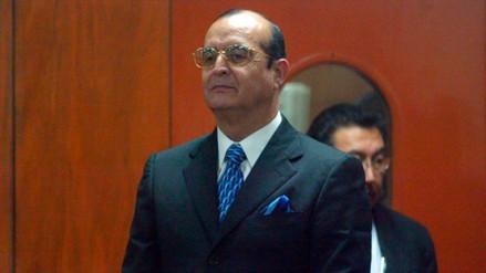 La Fiscalía pidió 7 años de prisión para Montesinos por tener un celular en su celda