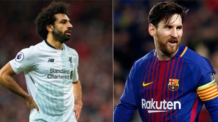 Jürgen Klopp aseguró que Mohamed Salah está en camino a ser como Lionel Messi