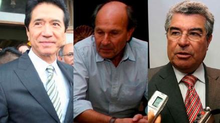 Juez ordenó impedimento de salida del país para Yoshiyama, Bedoya y Briceño